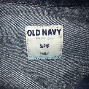Old Navy Jackets & Coats - Old navy jean jacket